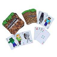 Minecraft - játékkártya pléhdobozban - Kártya