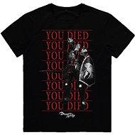 Póló Demons Souls - You Died Knight - póló
