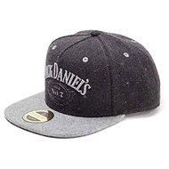 Jack Daniel's - Black Logo - baseballsapka - Baseball sapka