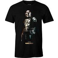 Star Wars Mandalorian - Iron Mando - póló - Póló