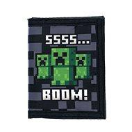 Minecraft - SSSS BOOM - pénztárca - Pénztárca