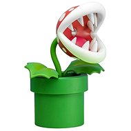 Super Mario - Piranha Plant - dekoratív lámpa - Asztali lámpa