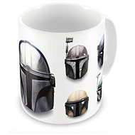 Star Wars Mandalorian - Helmet - bögre - Bögre