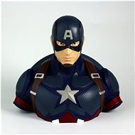 Captain America - Mellszobor - persely