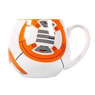 Star Wars - BB-8 - 3D bögre - Bögre