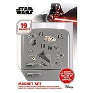 Star Wars - Death Star Battle - mágnesek, 19 db - Mágnes