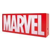 Marvel - Logo - díszlámpa - Lámpa