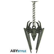 Spiderman Emblem - kulcstartó - Kulcstartó