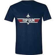 Top Gun - Logo - tričko - T-Shirt