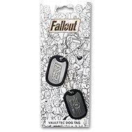 Fallout - dögcédula - Medál