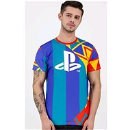 Playstation - Retro Multicolour - T-Shirt - T-Shirt