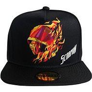 Mortal Kombat - Scorpion - baseball sapka - Baseball sapka
