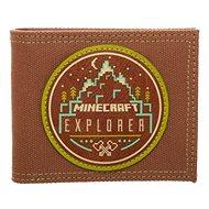 Minecraft - Explorer - pénztárca - Pénztárca