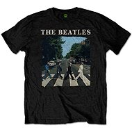 The Beatles - Abbey Road & Logo - T-shirt - T-Shirt