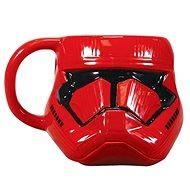 Star Wars - Sith Trooper - kerámia 3D bögre - Bögre