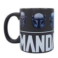 Star Wars Mandalorian - Logo - bögre - Bögre