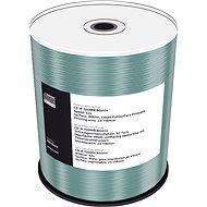 MediaRange CD-R Tintasugarasan Nyomtatható Felülettel, 100 darabos kiszerelésben - Média