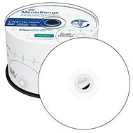 MEDIARANGE DVD-R Medical 4,7GB 16x Spindle 50 db Inkjet Printable - Média