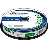 Média DVD-RW 10 db dobozban - Média