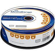 MediaRange DVD + R 25db cakebox