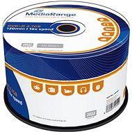 MediaRange DVD+R 50db hengeres csomagolásban - Média