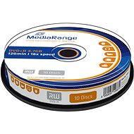 MediaRange DVD + R 4,7 GB, 10db - Média
