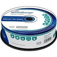 MediaRange DVD+R Dual Layer 8,5GB, 25db - Média