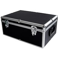 MediaRange DJ Case 500, fekete - Bőrönd
