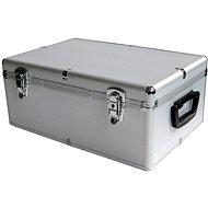 MediaRange DJ Case 500, ezüst - Bőrönd