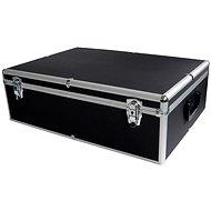 MediaRange DJ Case 1000 fekete - Bőrönd