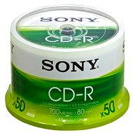 Sony CD-R 50 db cakebox bulk - Média