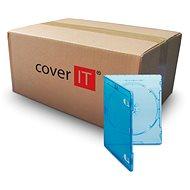 COVER IT doboz: 1 BDR 11mm - karton 100db - CD/DVD tok