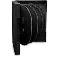 COVER IT Case for 10pcs - Black, 33mm, 5pcs/pack - CD/DVD tok