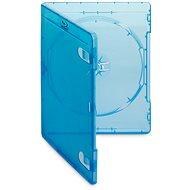 Blu-ray tok, kék, 10db/csomagolás - CD / DVD tok