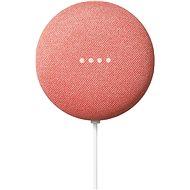 Google Nest Mini (2. generációs), korallpiros - Hangsegéd