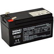 GOOWEI ENERGY OT1.3-12, 12V, 1.3Ah - Akkumulátor