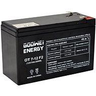 GOOWEI ENERGY OT7-12L, 12V, 7Ah - Akkumulátor