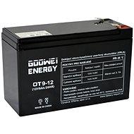 GOOWEI ENERGY OT9-12, 12V, 9Ah - Akkumulátor