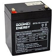 GOOWEI RBC29 - Akkumulátor