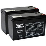 GOOWEI RBC109 - Akkumulátor