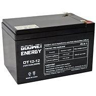 GOOWEI ENERGY OT12-12, 12V, 12Ah - Akkumulátor