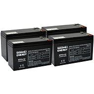 GOOWEI RBC24 - Akkumulátor