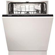 GORENJE GV62010 - Beépíthető mosogatógép