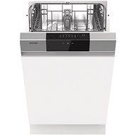 GORENJE GI52040X - Keskeny beépíthető mosogatógép