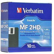"Verbatim DataLife 3.5""/1.44MB 10db - Floppy lemez"