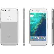 Google Pixel Nagyon Silver 128 gigabájt - Mobiltelefon