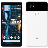 Google Pixel 2 XL 128 GB fekete / fehér - Mobiltelefon