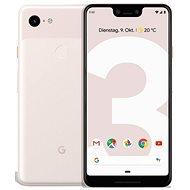 Google Pixel 3XL 64GB, rózsaszín - Mobiltelefon