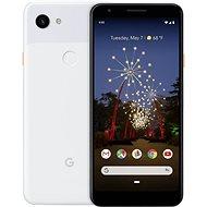 Google Pixel 3a, fehér - Mobiltelefon