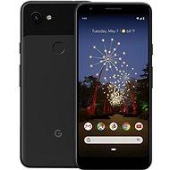 Google Pixel 3a, fekete - Mobiltelefon